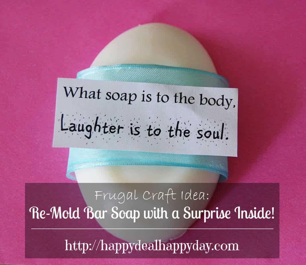 re mold bar soap