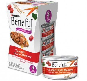 Beneful Multipack $0.88 at Walmart
