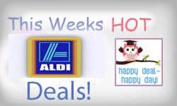 Aldi weekly deals