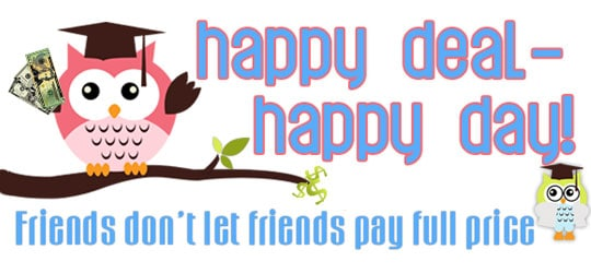 Happy Deal - Happy Day Coupons and Deals