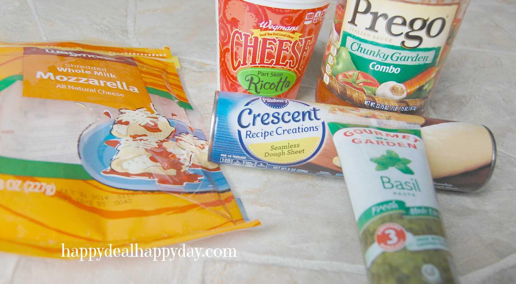 calzone ingredients