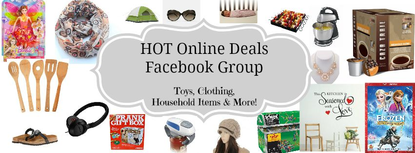 Join These Four Facebook Groups – Never Miss A Great Deal From Me And Other Bloggers!