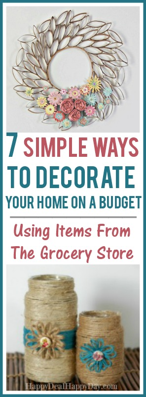 Easy ways to decorate your home 7 simple ways to decorate Cheap easy ways to decorate your home