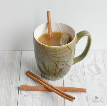 Easy Chai Flavored Hot Cider Recipe