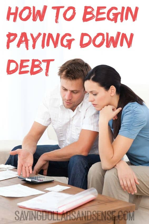 30 Day Budget Bootcamp: How To Begin Paying Down Debt
