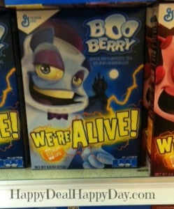 cereal marketing strategies boo berry