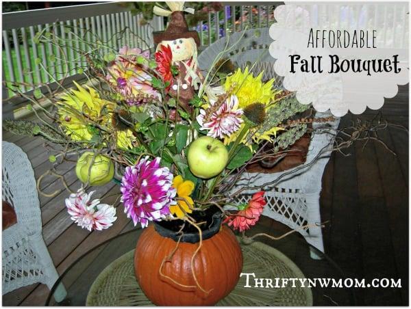 Fall Frugal Decor Ideas
