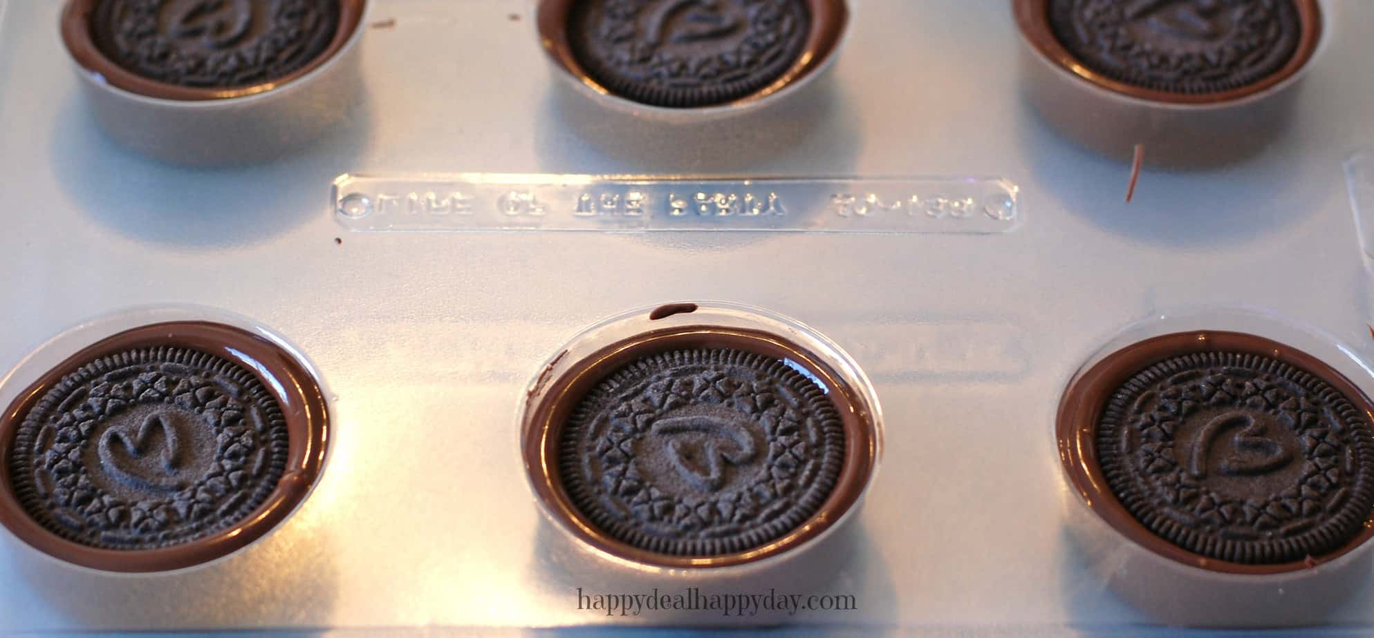 chocolate covered oreos mold 2