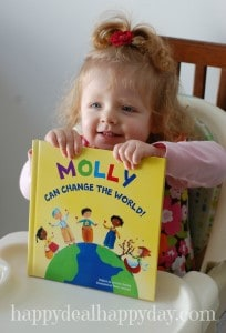molly can change the world