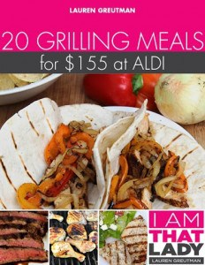 Menu Plans for Aldi Shoppers – 7 Different Menu Plans to Choose From!