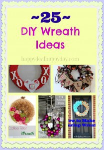 25 DIY Wreath Ideas | Wreath Ideas for All Seasons!