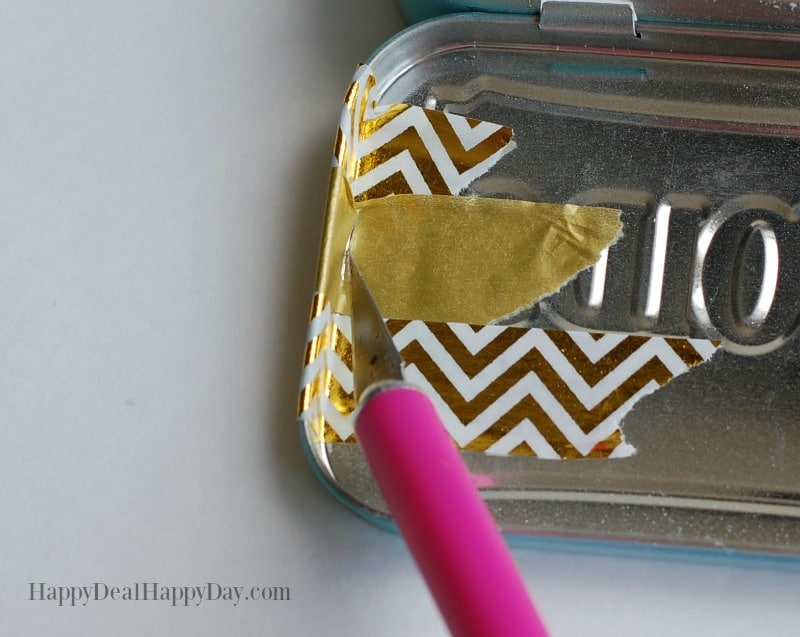DIY Lunch Box Treat & Note Holder 2