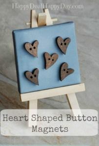 wooden heart plain text