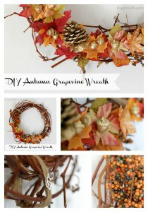 Grapevine Wreaths | How To Make an Autumn Grapevine Wreath