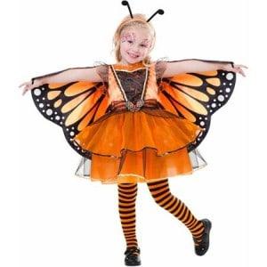 walmart butterfly costume