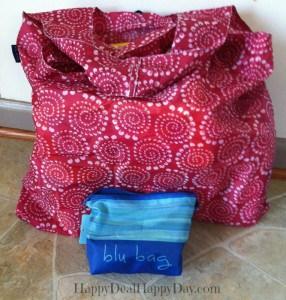blu bags