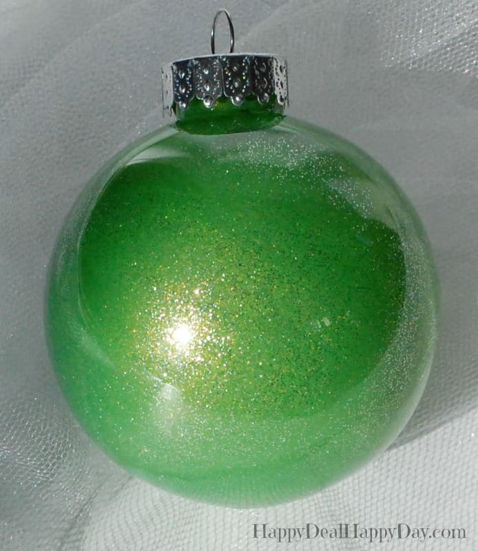 Clear Plastic Ornament Balls - 10 Cute Ways to Use Them ...