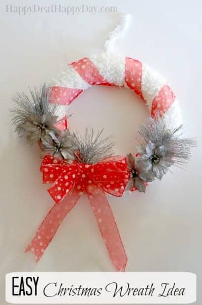 DIY Christmas Decorations | Christmas Wreath