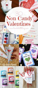 Non-candy valentines gifts for kids
