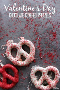 Easy Valentine's Day Chocolate Dessert