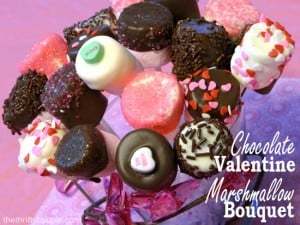 I LOVE these EASY chocolate Valentine's Day Dessert Recipes - especially #4 - WAY EASIER to make these than I thought it would be!!!