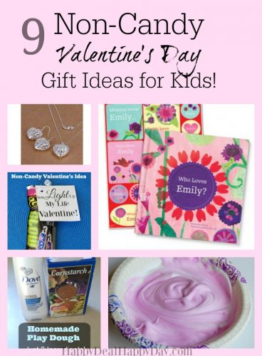 9 Non-Candy Valentine's Day Gift Ideas for Kids!