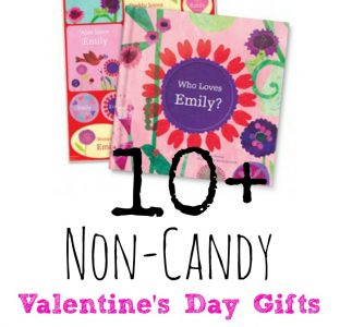 10+ Non-Candy Valentine's Day Gift Ideas for Kids!