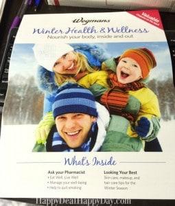 wegmans 1-1-16 health and wellness