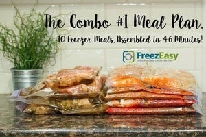 combo #1 meal plan