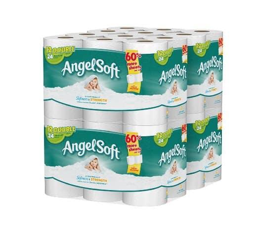 Who Has Cheaper Toilet Paper - Wegmans or Amazon??? | Happy Deal ...