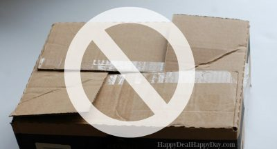 STOP Wrestling with Cardboard Box Flaps with this One EASY Trick!