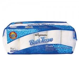 wegmans bath tissue