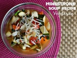 minestrone soup recipe 2