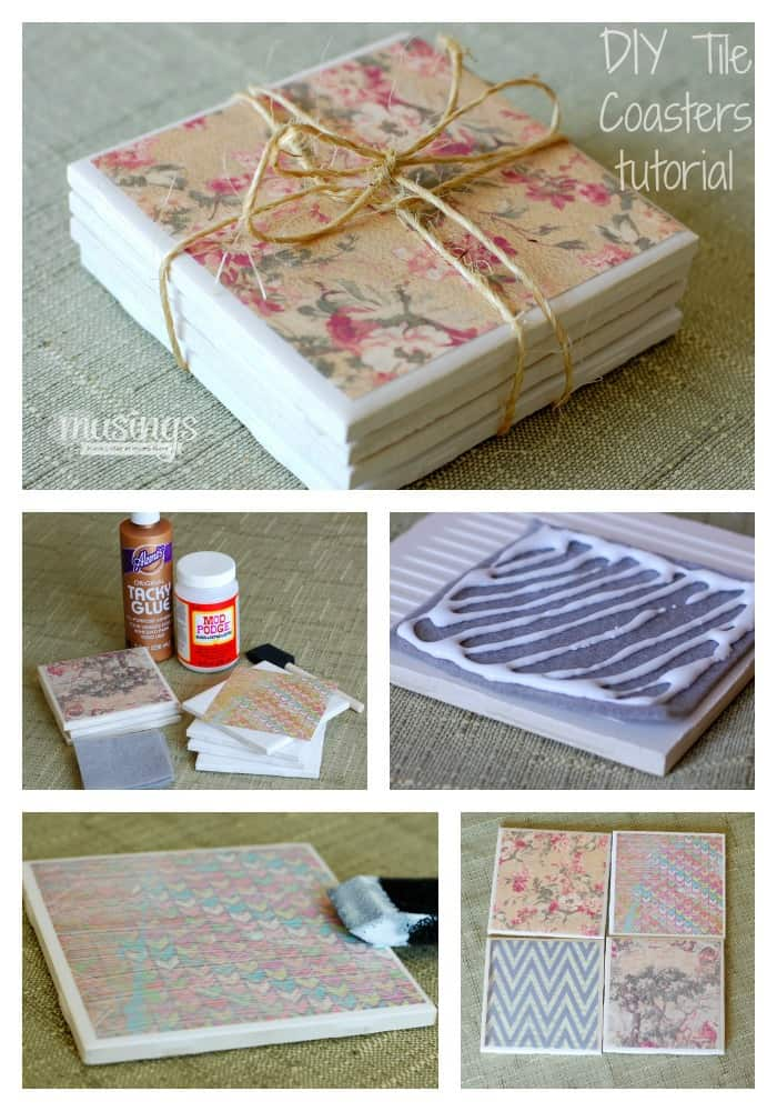 tile coasters collage 2