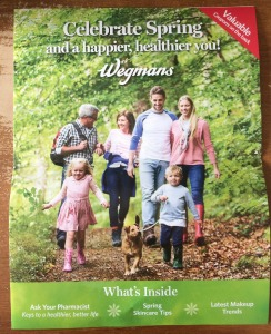 Wegmans Spring Booklet Coupons – $0.99 Band-Aid Deal!!