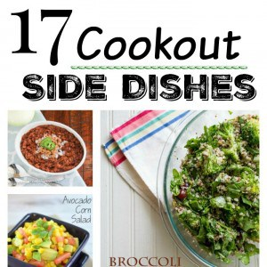 17 Cookout Side Dishes