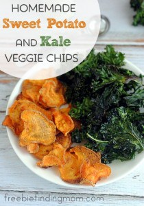 homemadesweetpotatoandkaleveggiechips