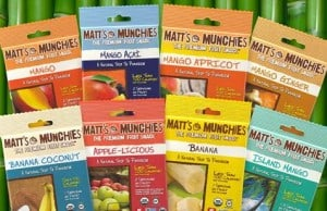matt's munchies