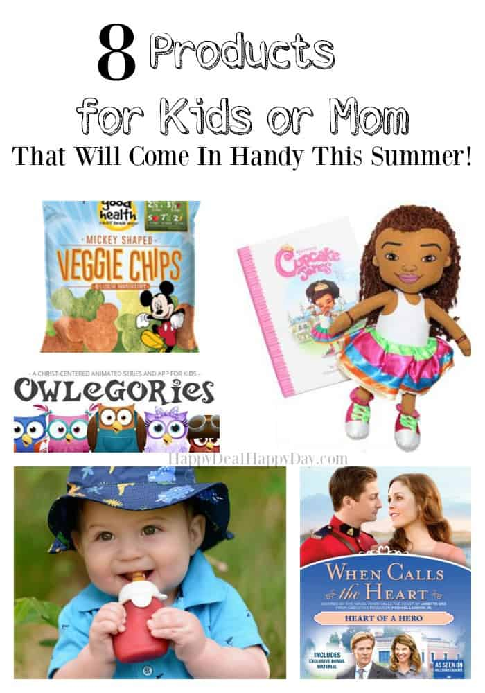 products for kids or mom this summer