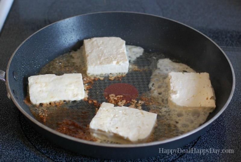 Healthy Feta Cheese Salad Recipe