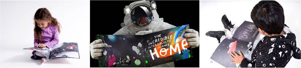 space journey home book