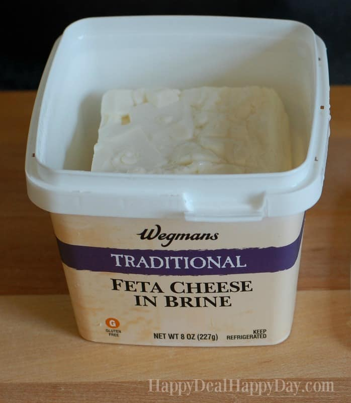 traditional feta