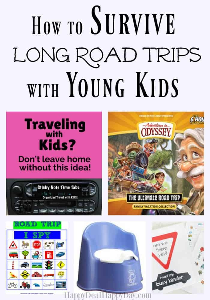 From snack ideas, games, electronic devices and audio books - this is an awesome resource to help you plan that long road trip!