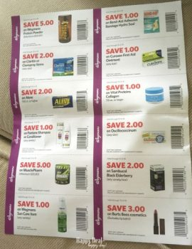 New Wegmans Back To School Coupon Booklet – 12 New Coupons!