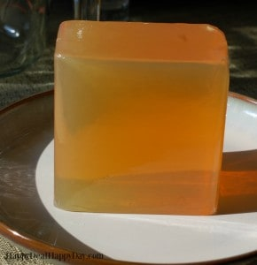 fall scented soap base 2