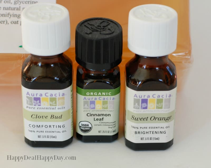 fall scented soap essential oils
