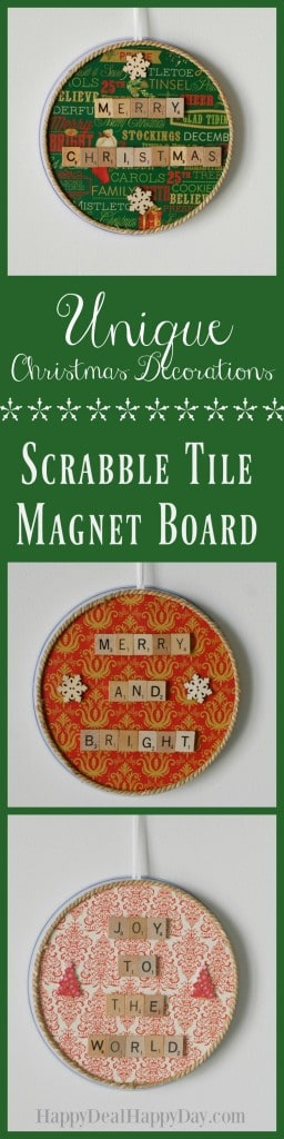 unique-christmas-decorations-scrabble-tile-magnet-board