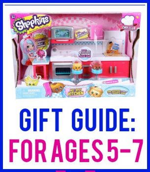 Gift Guide:  For Ages 5 Through 7