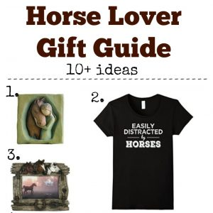Christmas Gift Guide | Gifts for Horse Lovers!