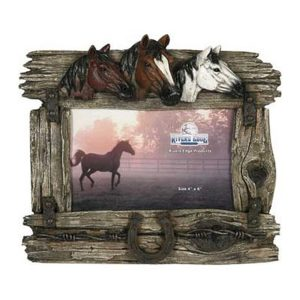 horse-picture-frame